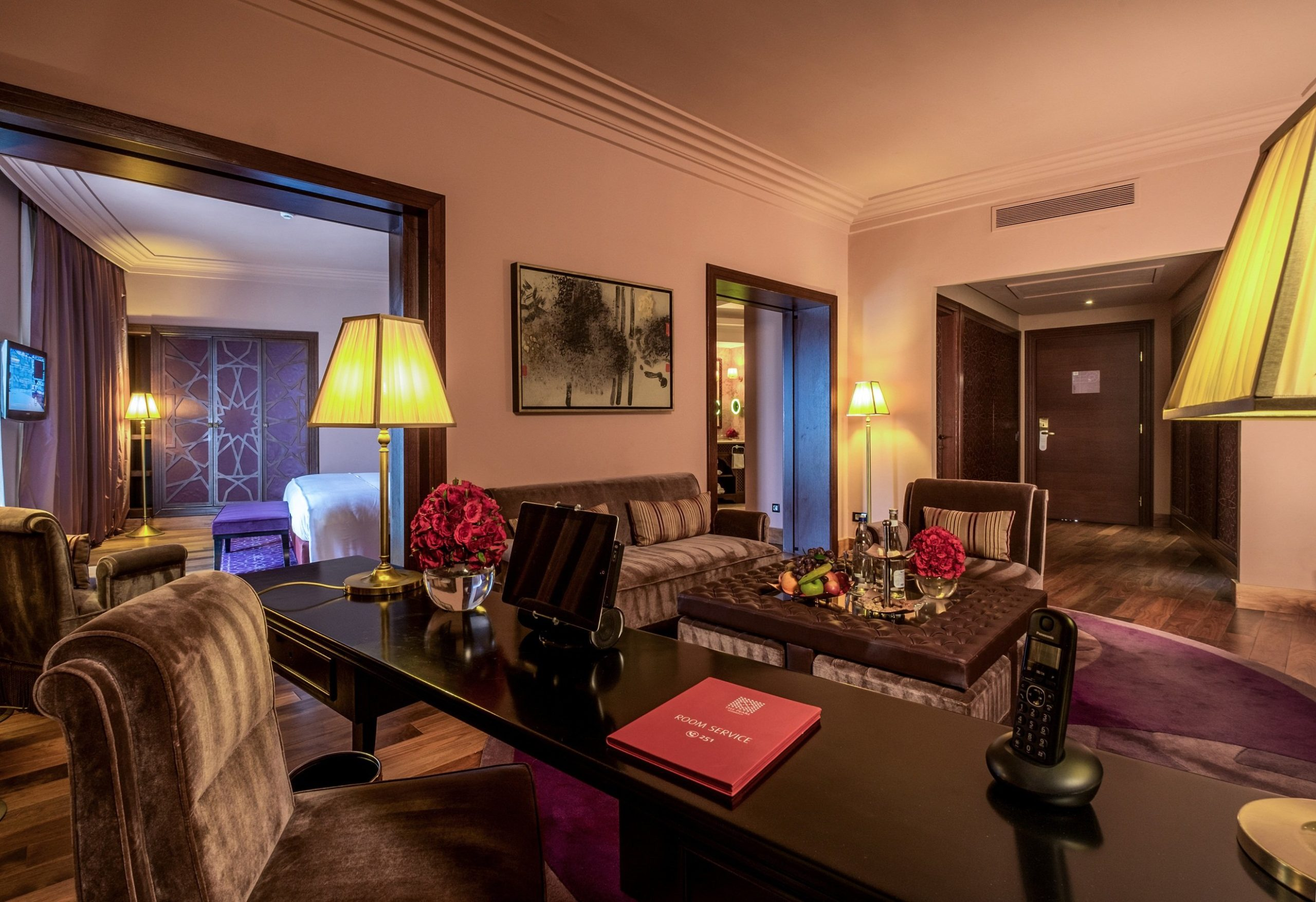chambre, suite, marrakech, the pearl hotel,