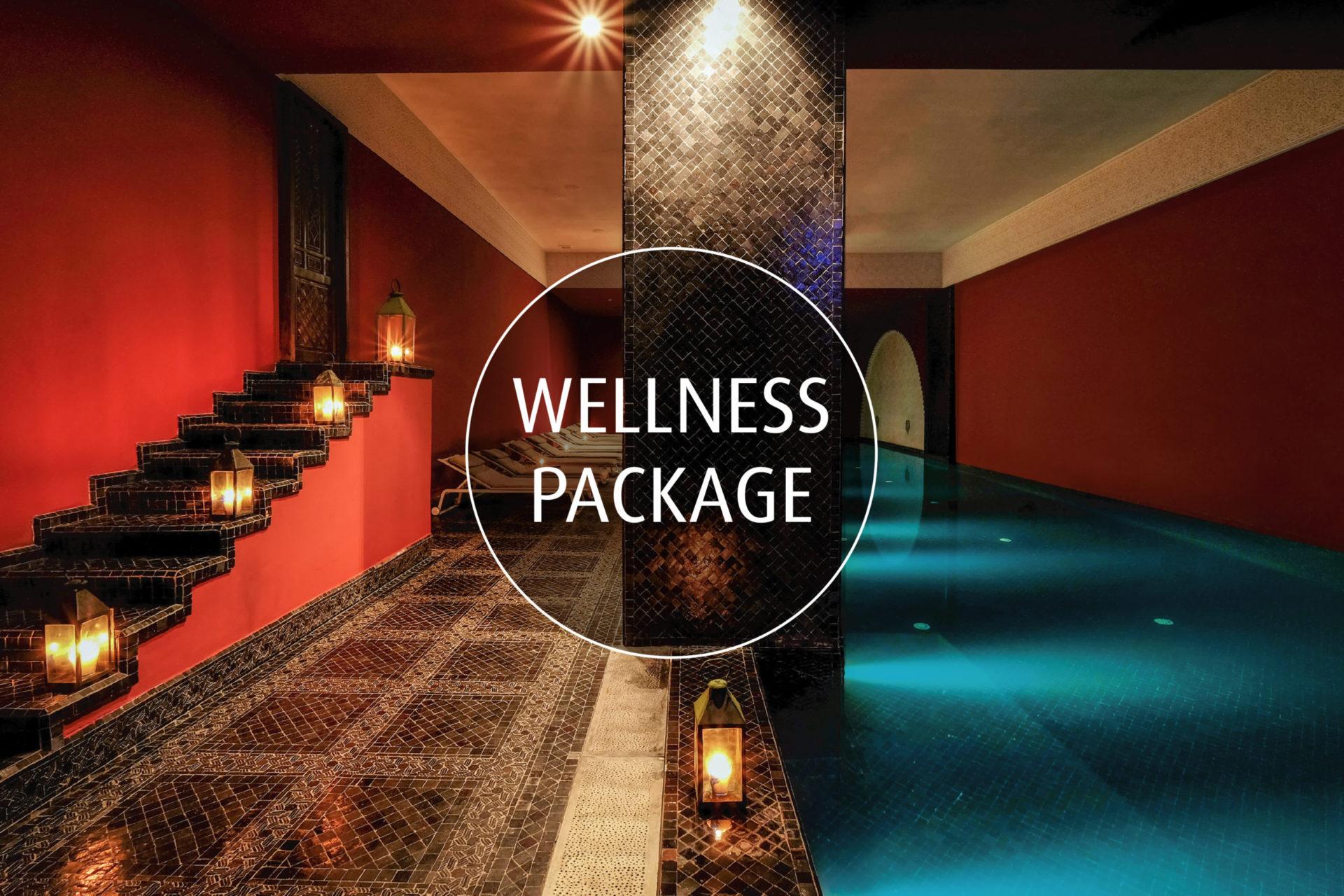 spa wellness package